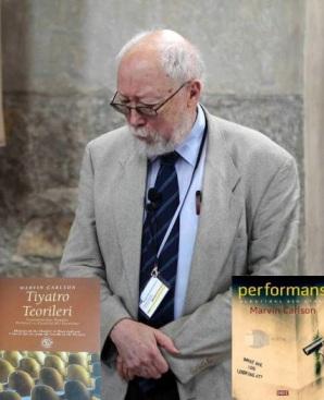 Marvin Carlson ve kitapları